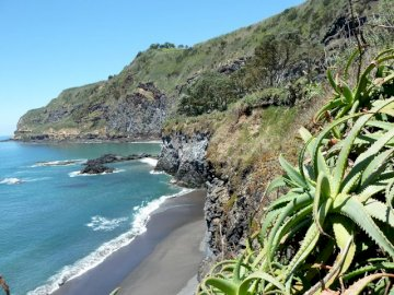 Portugal - Azores Sao-Miguel, the greenest island in the world