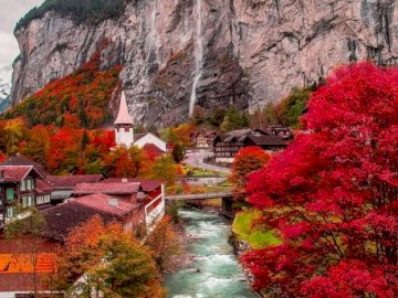 Lauterbrunnen, Switzerland - oh oh oh oh oh oh oh oh oh