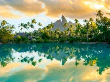 Extrem perfekter Nachmittag in Bora Bora - oh oh oh oh oh oh oh oh oh oh