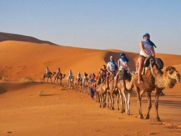 Maroc  - pustynna autokarowa wycieczka objazdowa