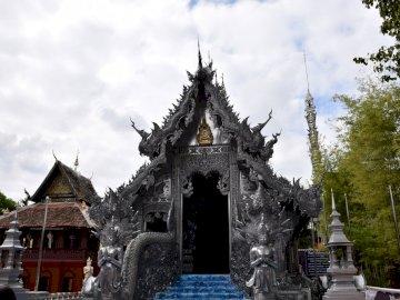 Wat Sri Suphan - Wat Sri Suphan Chiang Mai
