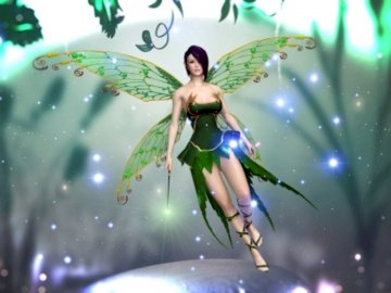the fairy of dreams - the sweet fairy of dreams