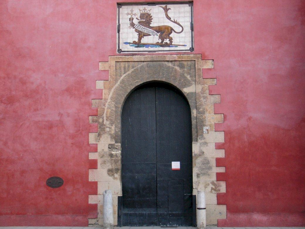 Sevilla Los Alcazares kirakós