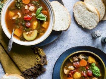 Sopa gulash - Idea para cenar, sopa gulash
