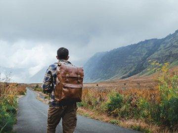 Un hombre en un viaje - Viajes, vida, paisajes