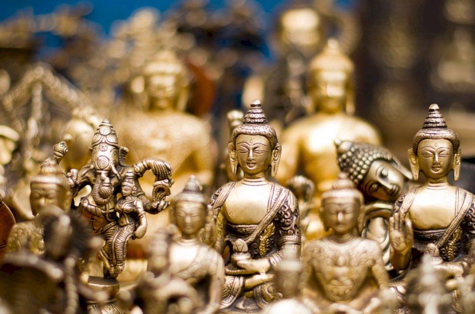 Budda, sztuka