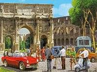 Római ünnepek.