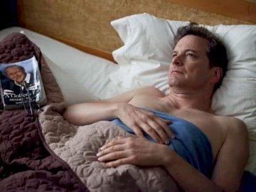 Colin Firth - Colin w Arthur Newman