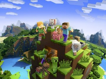 minecraft - Try to make these puzzles. If you liked write something ;-) A game made by mojang. Minecraft