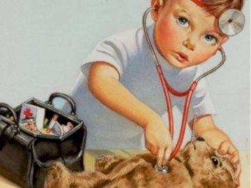 když si chlapec hraje na doktora - když si chlapec hraje na doktora