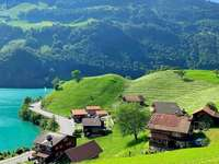 Υψίπεδα, Φύση, Ορεινές μορφές - Ωραίο τοπίο. .