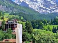 Βουνό, φυσικό τοπίο, φύση -