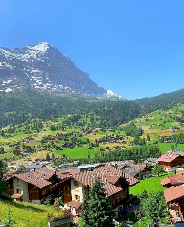 Mountain Village, Mountain, Hill Station