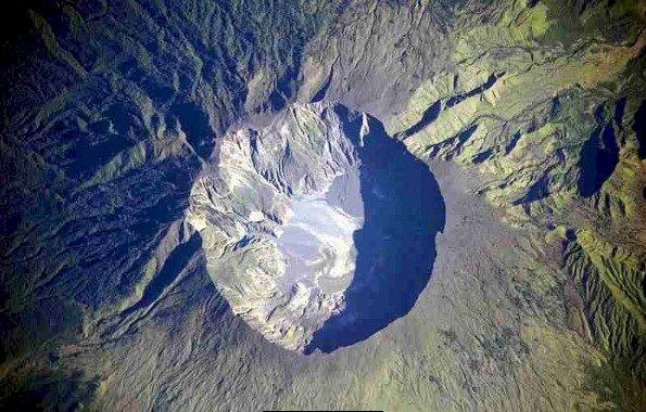 Tambora vulkan online pussel