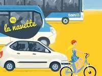Tanlib bussnätverk -  Tanlib nätverk