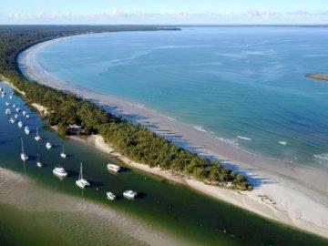 Huskisson - Body of water. Shoalhaven NSW Australia