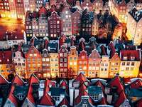 The magical city of Gdańsk - Magic Gdańsk, Poland