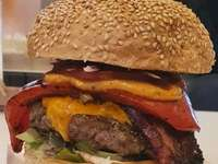 GRILL BAR Pepper Burger