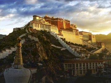 Pałac Potala - Pałac Potala, Chiny (Tybet)