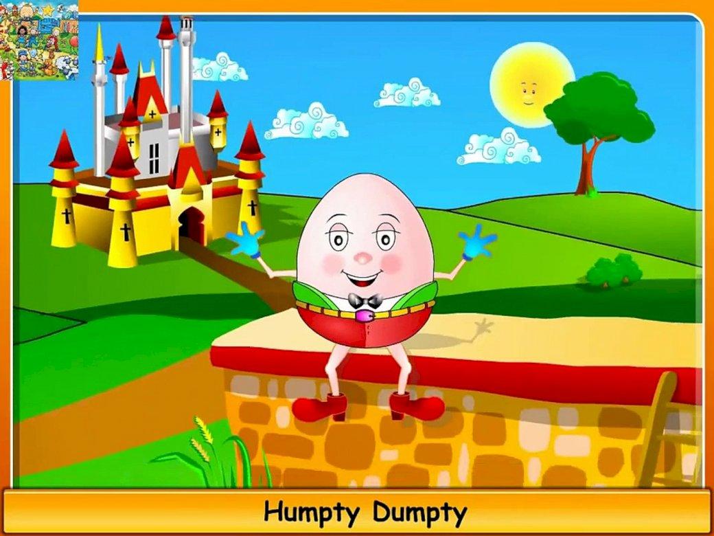 Humpty Dumpty Game Online