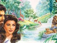 Adamo ed Eva in paradiso