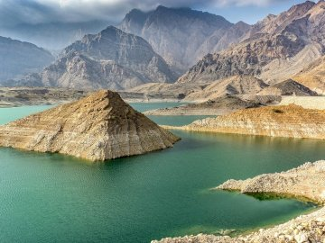 panorama - sposób na magazynowanie wody na terenach pustynnych