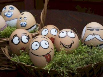 Uova di pasqua - Uova di pasqua