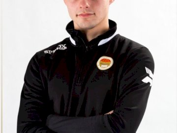 Jugador de futbol - Entrenador Wiktor Parasol Wrocław