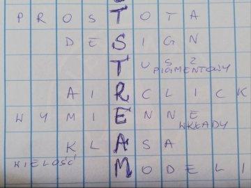 Jetstream - Componga acertijos y descubrirá qué características tienen las plumas Jetstream.