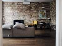 Un accogliente soggiorno