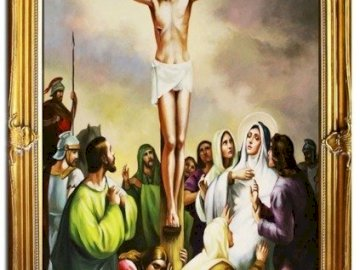 Καλή Παρασκευή - Σταύρωση του Ιησού.