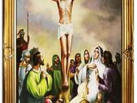 Dobrý pátek - Ukřižování Ježíše.