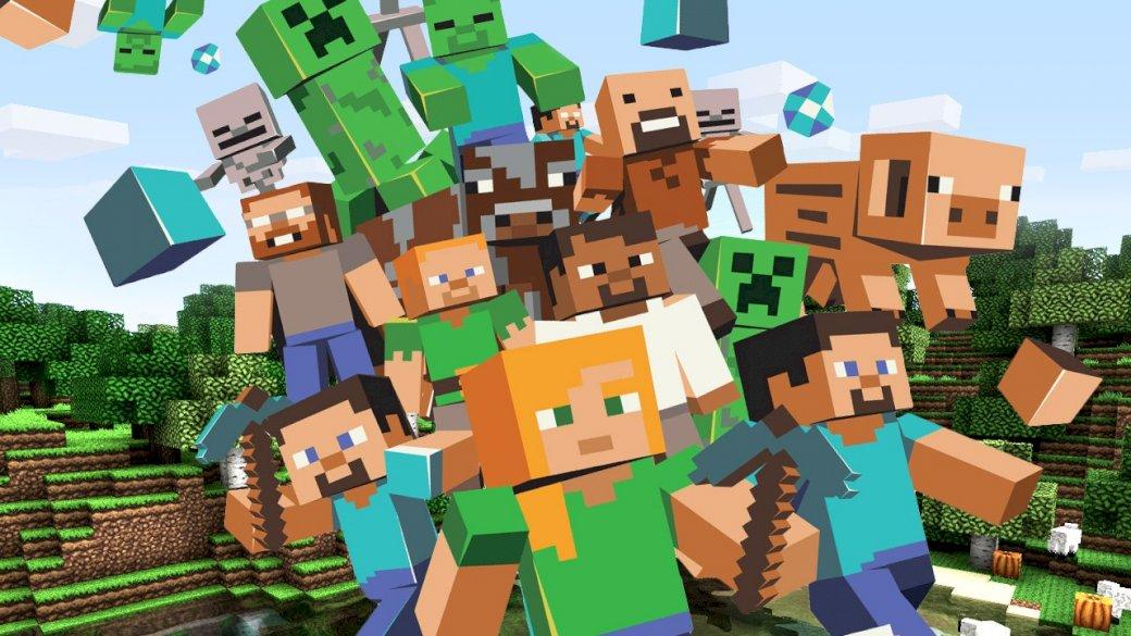 Minecraft Multiplayer - Minecraft es un juego con dos modos multijugador para un jugador (2×11)