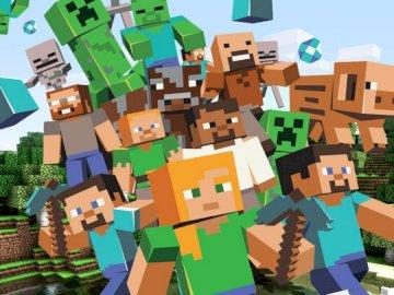 Multigiocatore di Minecraft - Minecraft è un gioco con due modalità multiplayer a giocatore singolo