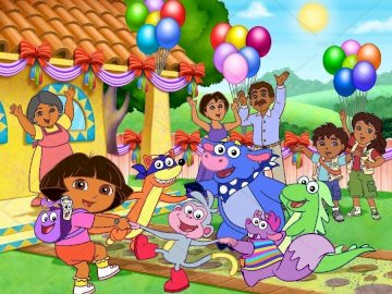 Dora a felfedező
