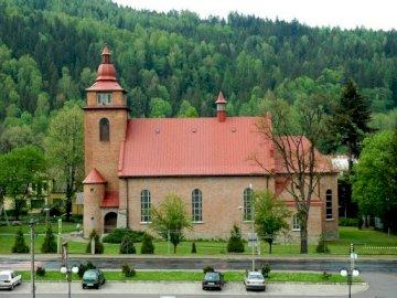 kościół - kościół parafialny
