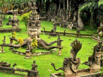 panorama - kultura półwyspu indochińskiego