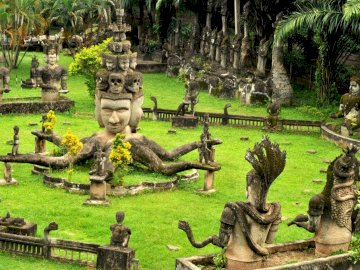 panorama - culture of the Indochina peninsula