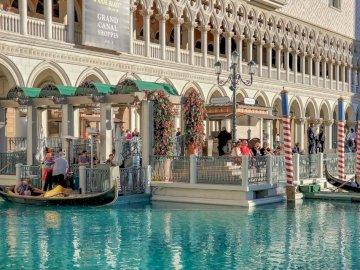 Las Vegas - Wenecja w amerykańskim wydaniu