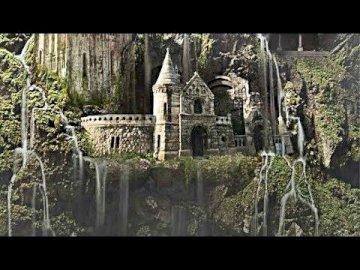 Landschaften - Uwu Schlosslandschaft