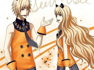 Seeu and usee - Seeu and use of vocaloid (I don't know how to write it) :(