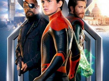spider-man far from home - Znacie tego superbohatera?