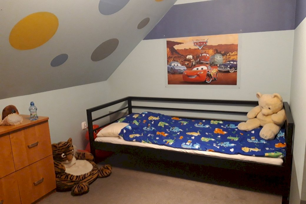 fiú szobája