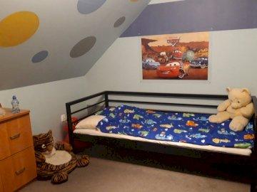 pokój chłopca - wnętrze pokoju dla chłopca