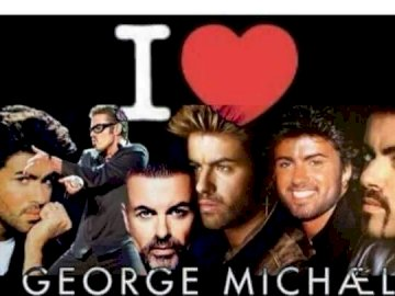 Ghislaine - George Michael Pop-Ikone