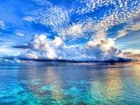 ładny krajobraz - --------------------------------