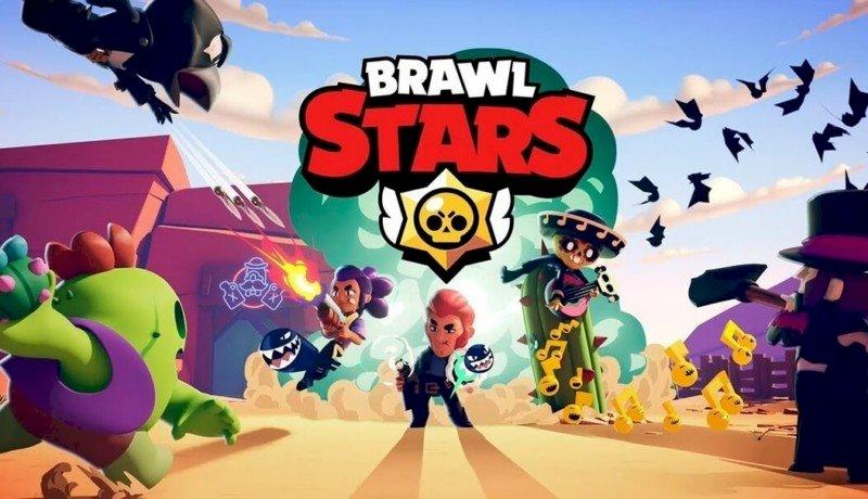 Estrelas de brigas - Brawls stars XD Não sei o que escrever aqui (6×6)