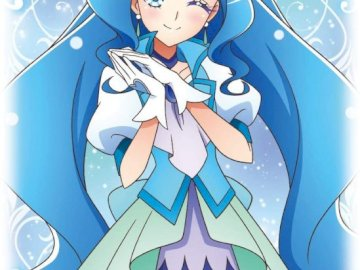 Cure Fontaine - Cure Fontaine (Healin 'Good ♥ Precure)