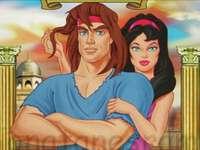 sędzia Samson - Sędzia Samson, który walczył ze sobą, ze swoją rozpustą seksualną. Ten sędzia, wychowany w c