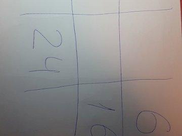 Math  - Puzzle online, układanki
